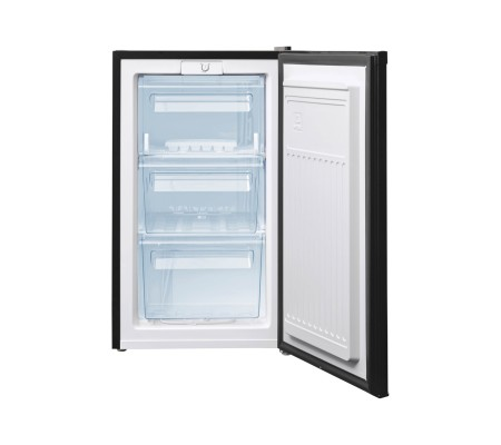 RU102B - Undercounter Freezer Black