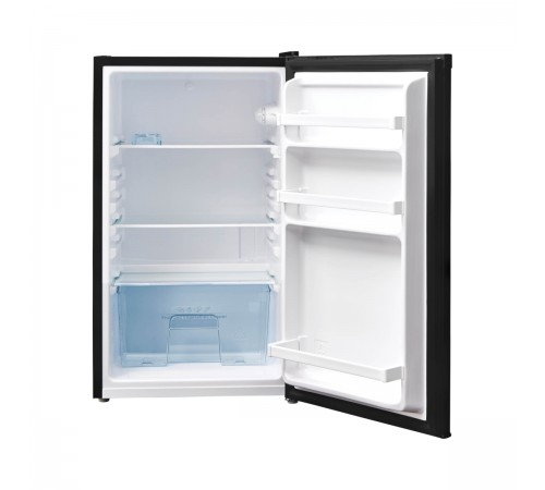 RL102B - Larder Fridge (Black)